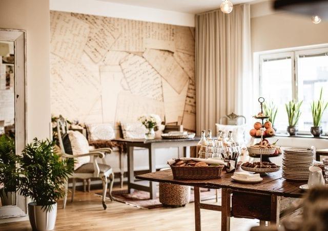 Lounge Freys Hotel Lilla Radmannen